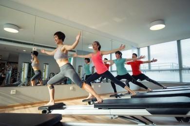 Pilatesübungen stärken die Venen - ©PIxabay_UptownFitness