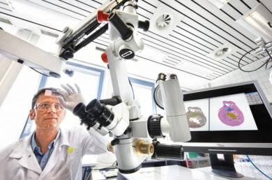 Herz-Kreislauf-Forschung bei Bayer - © Bayer AG