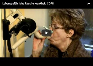 COPD: Lebensgefährliche Erkrankung der Atemwege - ©Zoomin.TV Deutschland