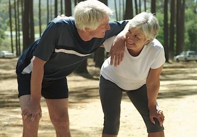 Fit im Alter beugt Schlaganfall vor