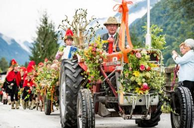 Bauernherbst im Salzburger Land - ©SalzburgerLand Tourismus