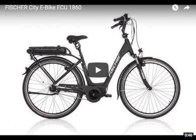 Fischer City E-Bike ECU 1860