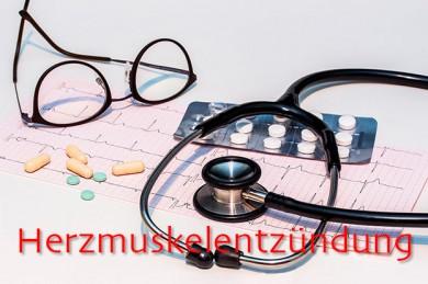 Herzmuskelentzündung / Myokarditis - @Pixabay/Myriams