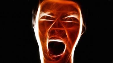 Zorn lässt den Menschen nicht alt werden