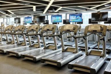 Moderates Laufbandtraining kann Blutdruck senken - ©Pixabay