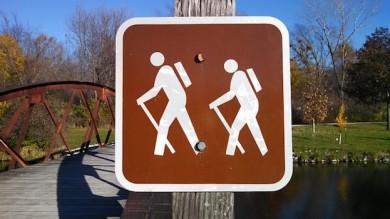 Wanderer leben länger