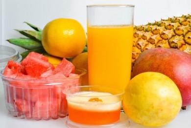 Orangensaft und DASH-Diät führen zum Erfolg