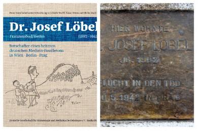 Biografie Dr. Josef Möbel und Stolperstein in Berlin