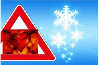 Herz vor Kälte schützen