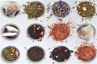 Tee gibt es unzähligen Sorten - ©Pixabay