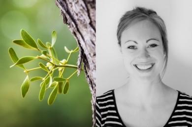 Dr. Braun gibt Rat, wie Misteltherapie Nebenwirkungen bei onkologischen Erkrankungen lindern kann - ©Helixor Heilmittel GmbH (Mistel) + Dr. E-M. Braun