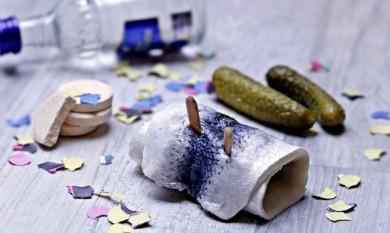 Rollmops - ein altes Hausmittel gegen Kater! - ©Pixabay