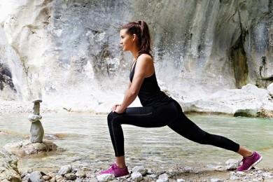 Für das Outdoor-Training sind meist keine teuren Fitnessgeräte nötig - ©WetterOnline