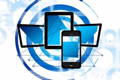 Blue Light durch Tablets, Smartphones,PC und TV - ©Pixabay