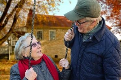Alter kann auch ohne Hormongaben schön sein - ©Pixabay