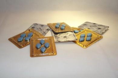 Potenzmittel Viagra (Wirkstoff Sildenafil) - ©Pixabay