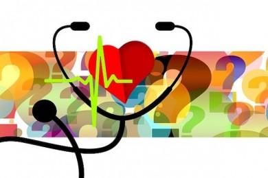 Eine Behandlung von Herzpatienten sollte körperliche und seelische Aspekte umfassen - ©Pixabay_geralt