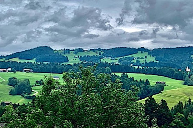 Der Bregenzerwald bei Langenegg - ©SvL_MediaDomain Verlag