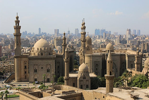 Mosque-Madrassa of Sultan Hassan, Cairo