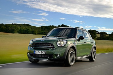 Mini-Countryman ©BMW Group