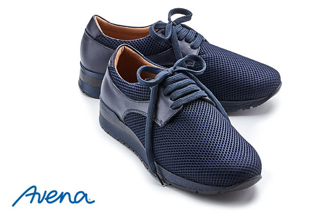 Hallux-Freizeit-Sneaker für Herren-©Avena