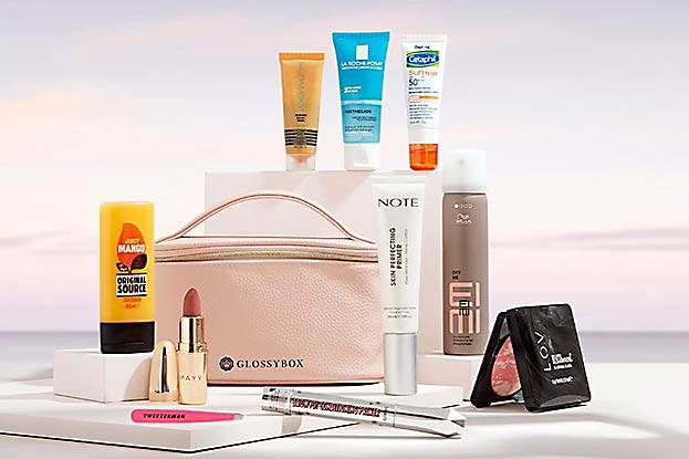 Glossybox Summer Bag Limited Edition-©Beauty Trend GmbH