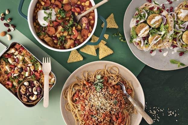 enerBiO-Gerichte sind gesund Und lecker!