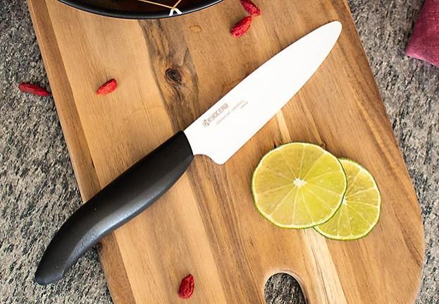 Obst- und Gemüsemesser der BIO Serie