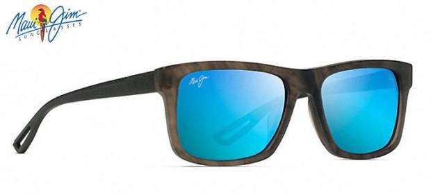 Chee Hoo! Stormy Grey Herrensonnenbrille