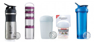 Blender Bottle: Sportmixer, GoStaks, Whiskware, Sportmixer