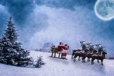 Familienreise zum Polarkreis – mit Rentieren , Huskies und dem Weihnachtsmann