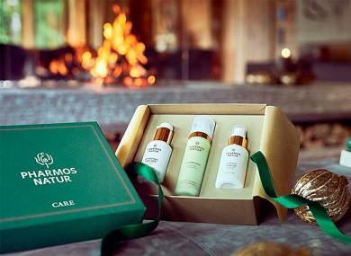 Geschenkset Care - ©Pharmos Natur