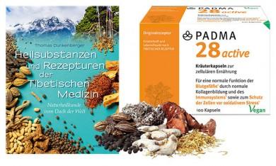 Tibetische Medizin & PADMA 28 active - Wildpferd / PADMA