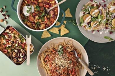 enerBiO-Gerichte sind gesund Und lecker! - ©©Mona Binner_Foodstyling Julia Luck)