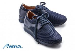 Hallux-Freizeit-Sneaker für Herren - ©Avena