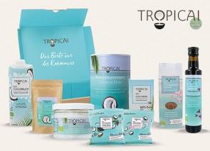 Tropicai Rundumglücklich-Kokospaket