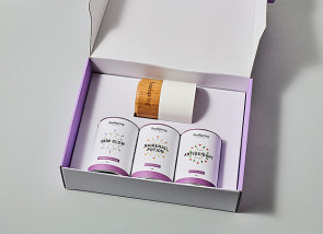 Beauty & Wellness Tee Set