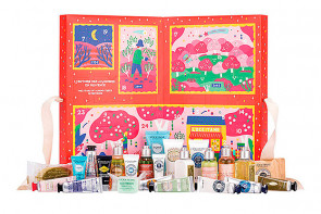 Beauty-Adventskalender 2019 - ©L'OCCITANE