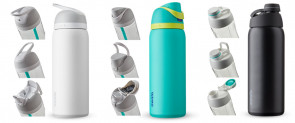 Flipp, FreeSip, Twist - ©BlenderBottle Europe Benley GmbH