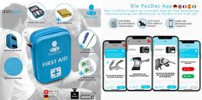 PocDoc Outdoor - Intelligente Erste Hilfe Set - ©Innotas AG