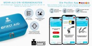 PocDoc Premium - Intelligenter Verbandskasten - ©Innotas AG