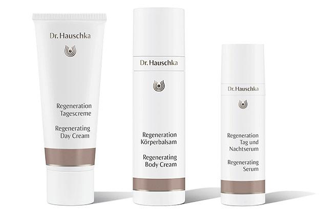 Dr. Hauschka Beauty Set - Regeneration-©Dr. Hauschka