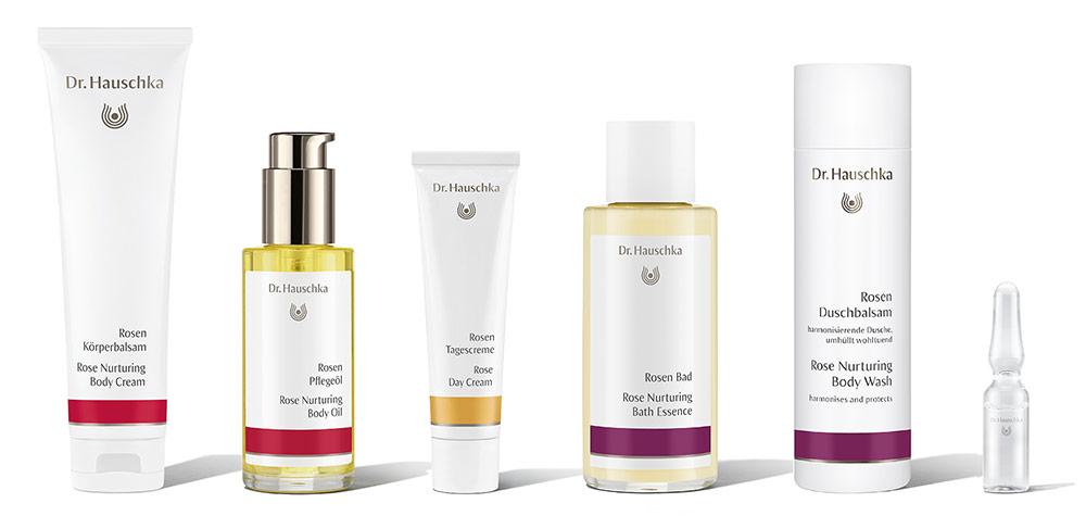 Dr. Hauschka Beauty Set - Rose-©Dr. Hauschka