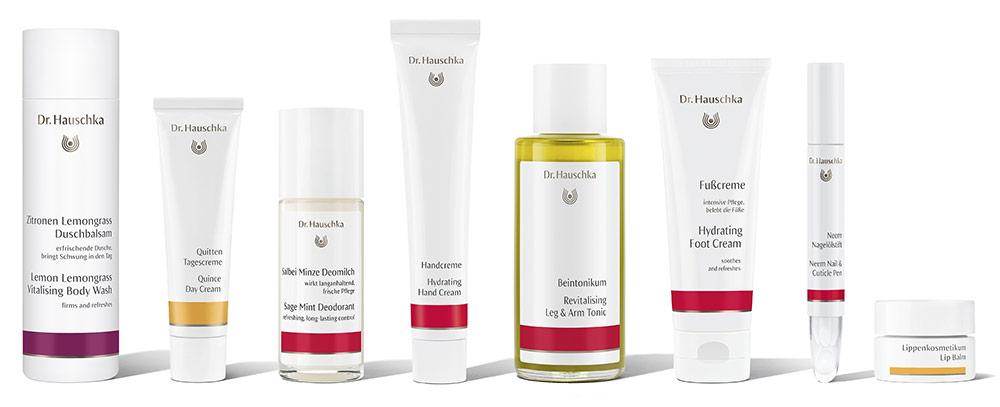 Dr. Hauschka Beauty Set - Body-©Dr. Hauschka