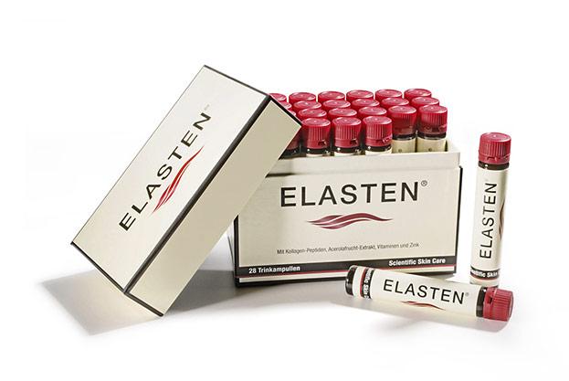 Elasten® HautCouture Trinkampullen-©Elasten