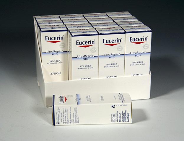 6x Eucerin-UreaRepair PLUS Lotion 10% Proben-©Eucerin