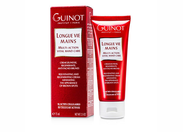 Guinot Longue Vie Mains Multi-Action Vital Hand Care-©Guinot