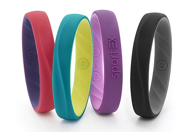 Die neuen sportEX Armbänder von Energetix-©Energetix