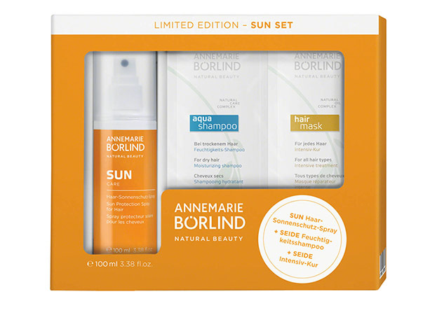 ANNEMARIE BÖRLIND Sun Care Geschenkset-©ANNEMARIE BÖRLIND