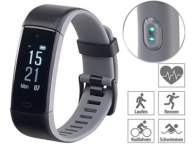 newgen medicals Premium-Fitness-Armband FBT-110.HRD